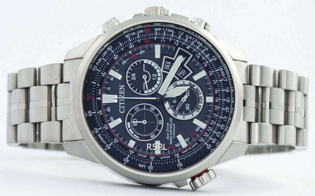 how to adjust citizen eco drive radio controlled watch