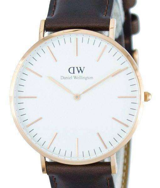 Daniel Wellington Classic Bristol Quartz DW00100009 (0109DW) Mens Watch 1