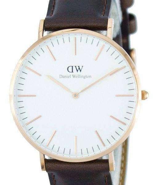 Daniel Wellington Classic Bristol Quartz DW00100009 (0109DW) Mens Watch