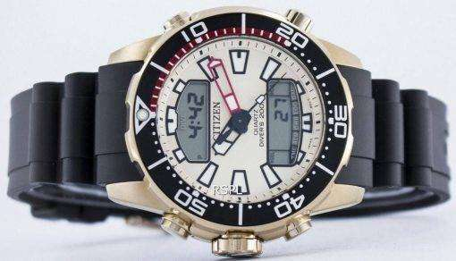 Citizen Aqualand Promaster Divers 200M Analog Digital JP1093-11P Mens Watch