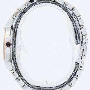Seiko Quartz Swarovski Crystals SFQ806 SFQ806P1 SFQ806P Women's Watch