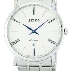 Seiko Premier Quartz SKP391 SKP391P1 SKP391P Men's Watch