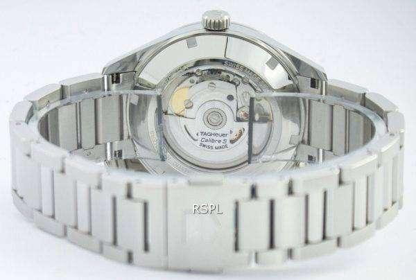 Tag Heuer Carrera Calibre 5 Automatic WAR211B.BA0782 Men's Watch
