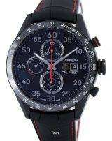 Tag Heuer Carrera Automatic Chronograph Titanium Calibre 1887 Swiss Made CAR2A80.FC6237 Men's Watch