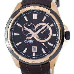 Orient Sporty Automatic Power Reserve FET0V001T0 Men's Watch