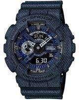 Casio G-Shock Analog Digital GA-110DC-1A Men's Watch