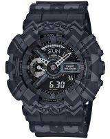 Casio G-Shock Analog Digital Tribal Pattern Series GA-110TP-1A Men's Watch