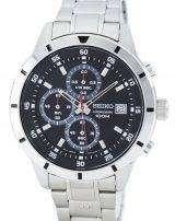 Seiko Quartz Chronograph SKS561 SKS561P1 SKS561P Men's Watch