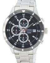 Seiko Quartz Chronograph SKS569 SKS569P1 SKS569P Men's Watch