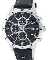 Seiko Quartz Chronograph SKS571 SKS571P1 SKS571P Men's Watch