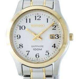 Seiko Sapphire Quartz SXDG90 SXDG90P1 SXDG90P Women's Watch