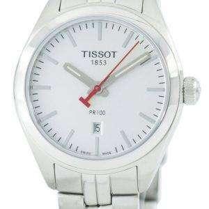 Tissot PR 100 NBA Special Edition Quartz Swiss Made T101.210.11.031.00 T1012101103100 Women's Watch