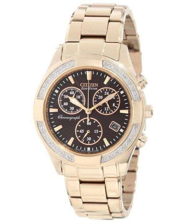 Permalink to Citizen Regent Diamond Watch