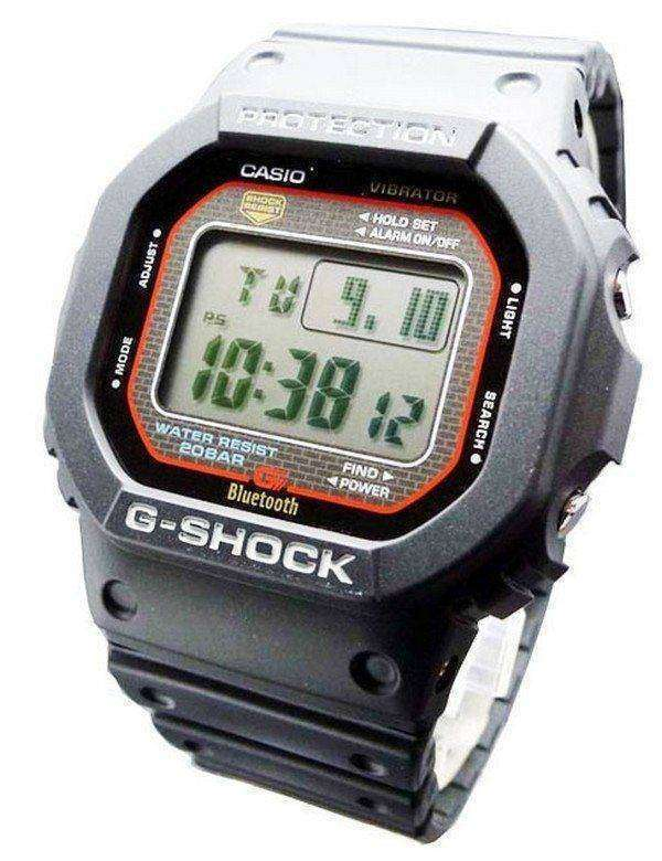 Casio G-Shock GB-5600AA-1JF Bluetooth - CityWatches.co.uk 2eac63154f3