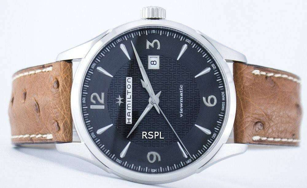 2d1490860bb Hamilton Jazzmaster Viewmatic Automatic Swiss Made H32755851 Men s Watch