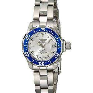 Invicta Pro Diver Professional Quartz 200M 14125 Women's Watch