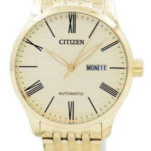 Citizen Automatic NH8352-53P Men's Watch