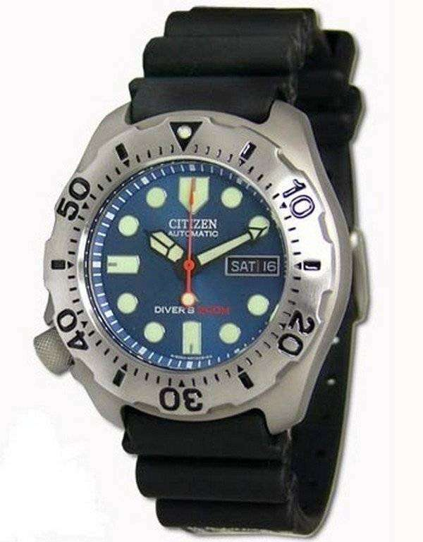 Citizen diver titanium promaster automatic ny0054 04l ny0054 men 39 s watch - Citizen promaster dive watch ...