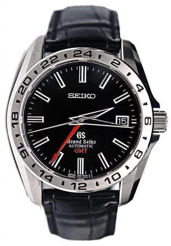 Tag Heuer Uk >> Grand Seiko Automatic SBGM001 GMT Watch - CityWatches.co.uk