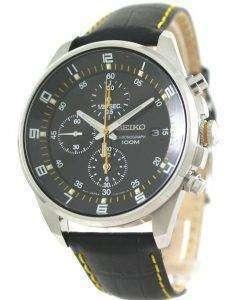 Seiko Quartz Chronograph SNDC89P2 Men's Watch