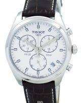 Tissot PR 100 Quartz Chronograph T101.417.16.031.00 T1014171603100 Men's Watch