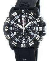 Luminox Sea Navy Seal Colormark Chrono 3080 Series Swiss Quartz 200M XS.3081 Mens Watch