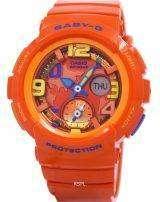 Casio Baby-G Dual Dial BGA-190-4B Womens Watch