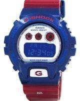 Casio G-Shock Blue And Red Series Digital DW-6900AC-2 Men's Watch