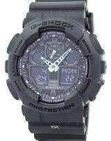 Casio G-Shock Analog-Digital GA-100C-8A Mens Watch
