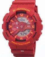 Casio G-Shock Analog-Digital GA-110AC-4A Mens Watch