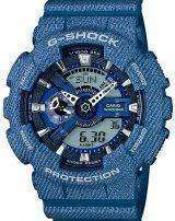 Casio G-Shock Analog Digital GA-110DC-2A Men's Watch