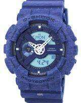 Casio G-Shock Analog Digital World Time GA-110HT-2A Men's Watch