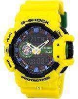 Casio G-Shock Analog-Digital Multi-Color 200M GA-400-9A Mens Watch