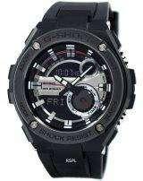 Casio G-Shock G-Steel Analog Digital World Time GST-210B-1A Men's Watch