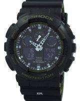 Casio G-Shock Analog Digital 200M GA-100L-1A Men's Watch