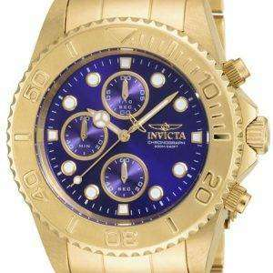 Invicta Pro Diver Quartz Chronograph 19157 Men's Watch