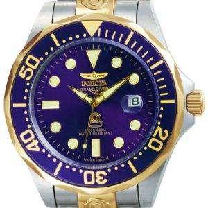 Invicta Pro Diver Grand Diver Automatic 300M 3049 Men's Watch