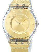 Swatch Skin Warm Glow Quartz SFK355G Women's Watch