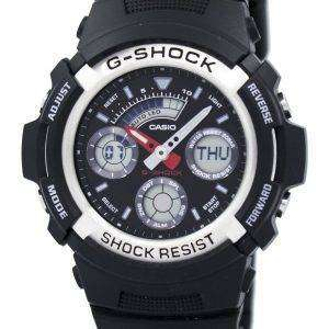 1336d3c3ba2 Casio G-shock Analog digital World Time Watch AW-590-1ADR Mens Watch ...