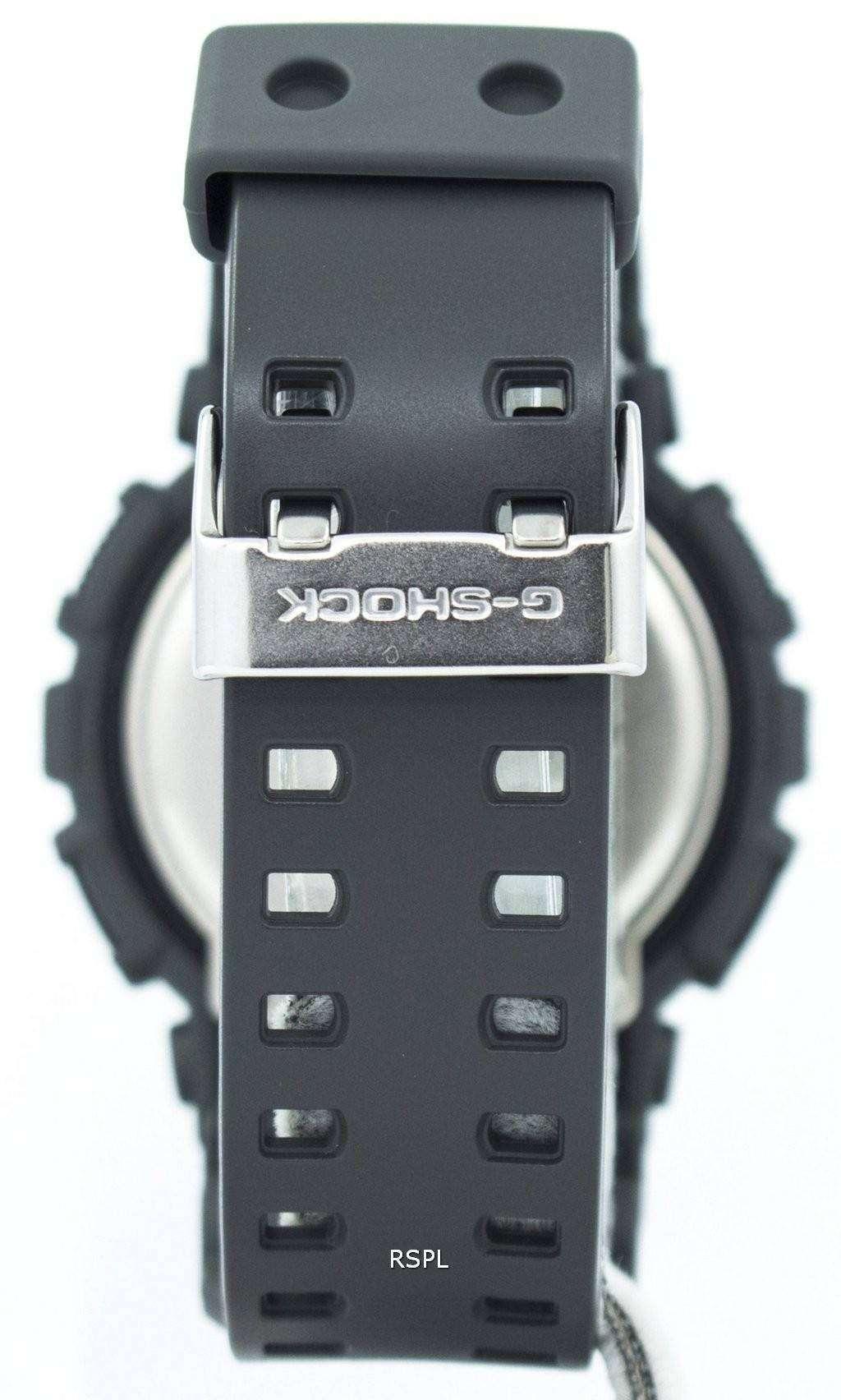 Casio G-Shock Camouflage Series Analog Digital GA-100CF-8A Mens Watch 1cdbc56faad6