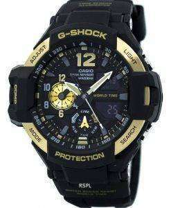 Casio G-Shock GRAVITYMASTER Twin Sensor World Time GA-1100-9G Men's Watch