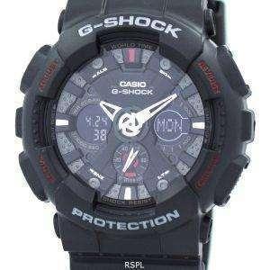Casio G-Shock GA-120-1A Black Analog Digital Mens Watch