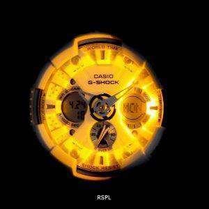 Casio G-Shock GA-120A-7A GA-120A-7 Analog Digital Mens Watch