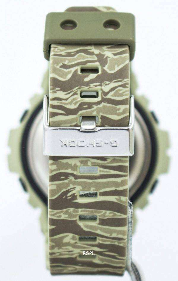Casio G-Shock Camouflage Illuminator World Time 200M GD-X6900TC-5 Men's Watch