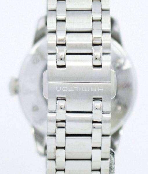Hamilton American Classic Railroad Skeleton Automatic H40655131 Men's Watch