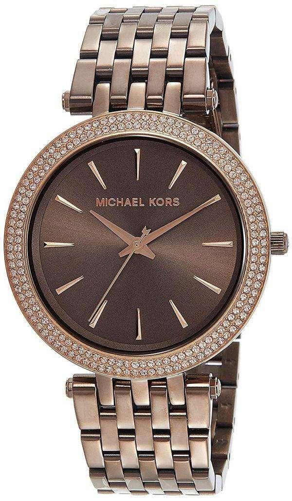 Michael Kors Darci Pave Quartz MK3416 Women's Watch
