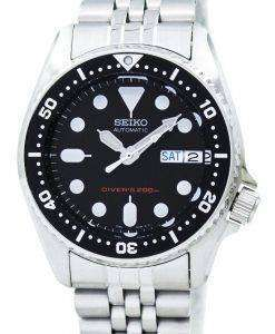 Seiko Automatic Scuba Divers 21 Jewels SKX013K2 Men's Watch