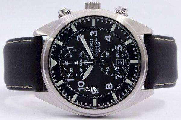 Seiko Chronograph Sports SNN231P2 Mens Watch