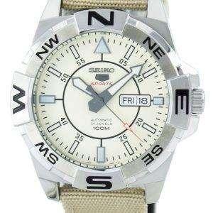 Seiko 5 Sports Automatic 24 Jewels SRPA67 SRPA67K1 SRPA67K Men's Watch