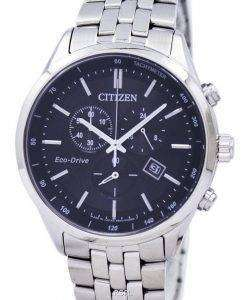 Citizen Eco-Drive Chronograph Tachymeter AT2140-55E Men's Watch